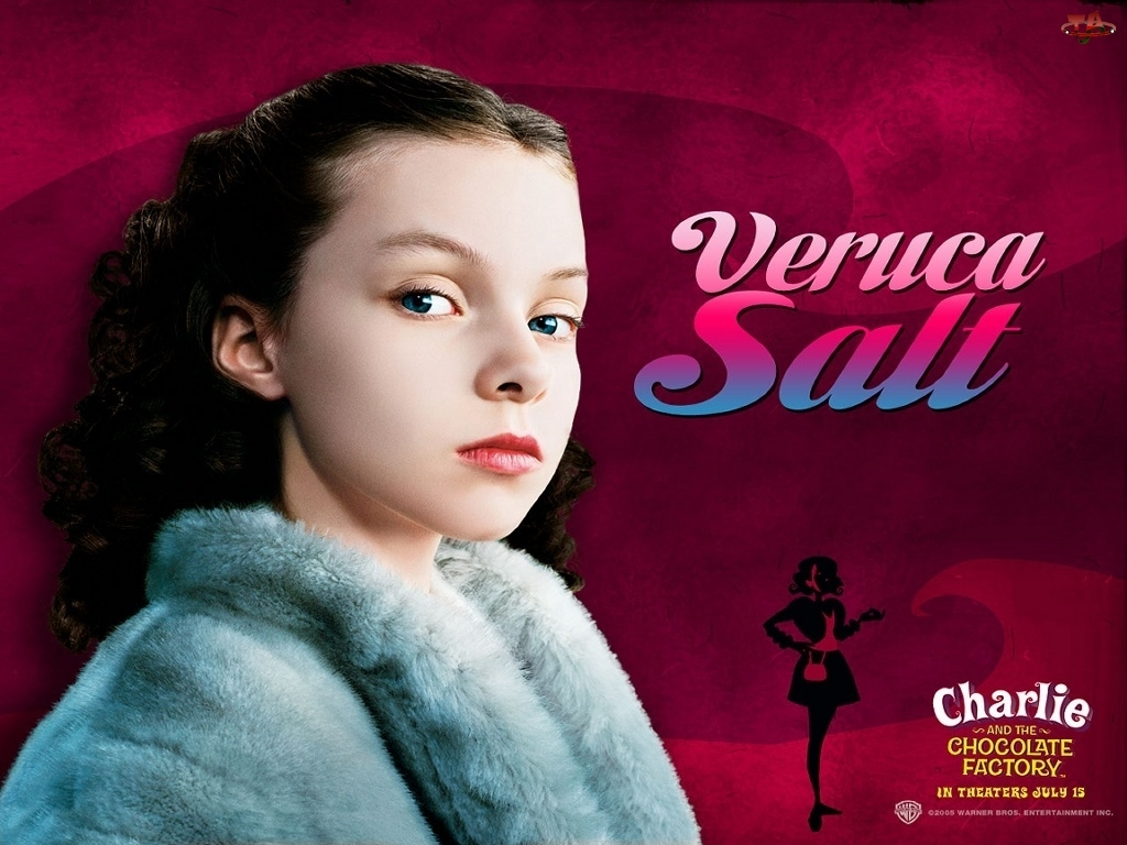 Charlie And The Chocolate Factory, Julia Winter