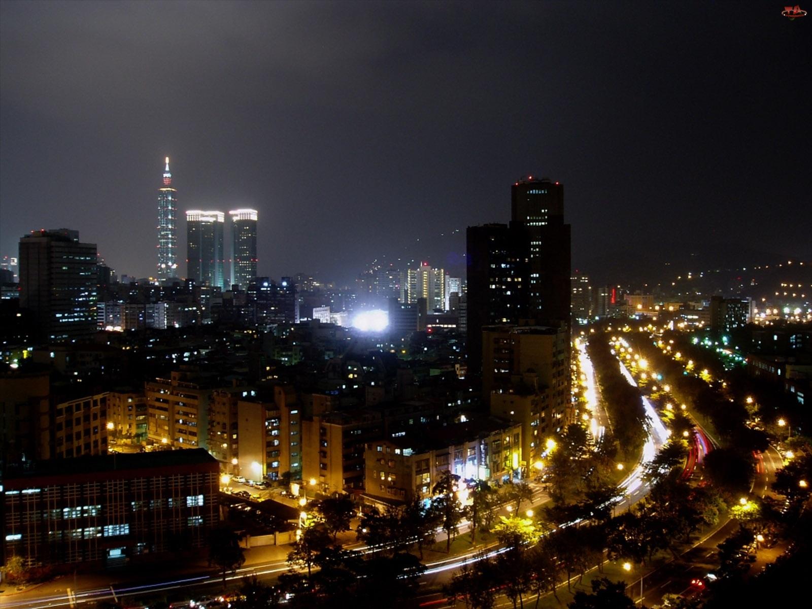 Noc, Taipei, Ulica