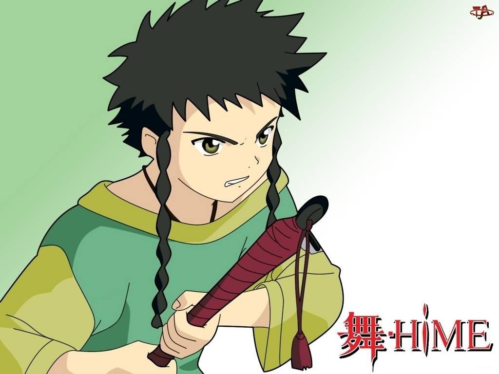 osoba, Mai Hime, miecz