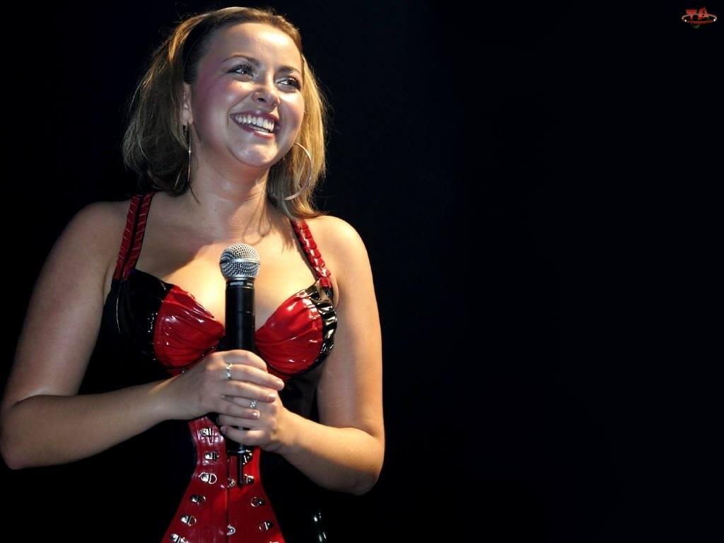 Charlotte Maria Church, Mikrofon