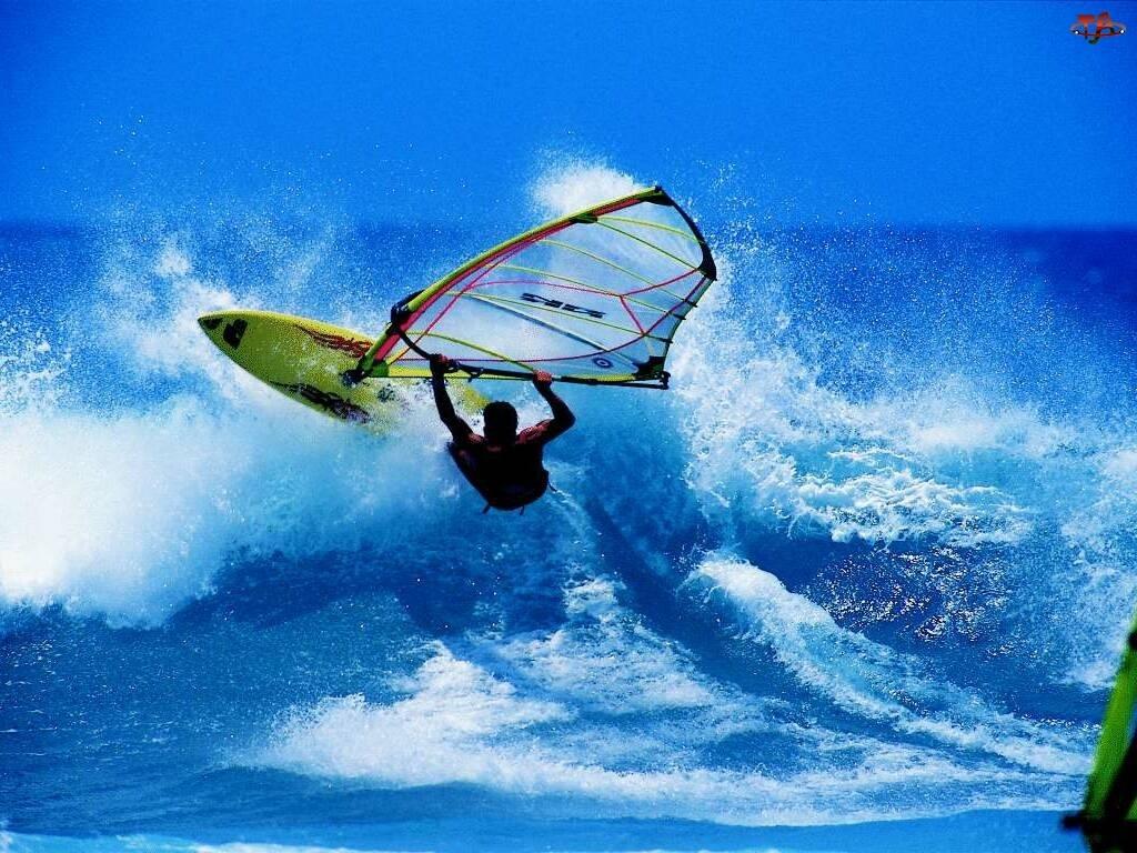 Windsurfing, deska