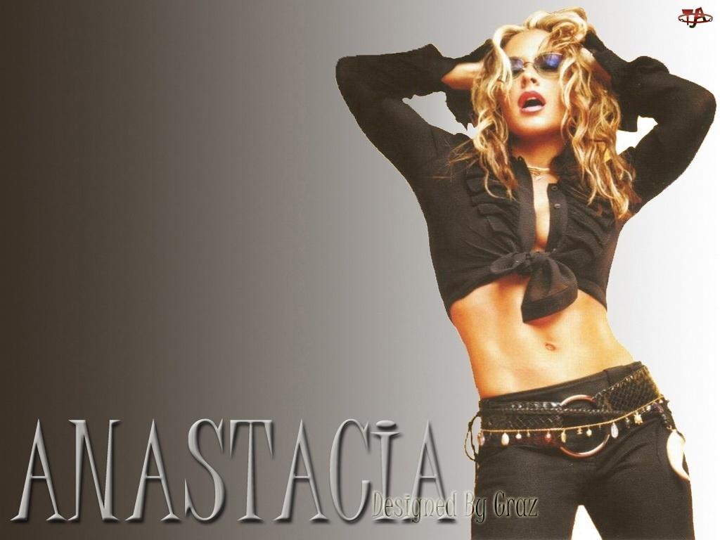 Wokalistka, Anastacia, Amerykańska