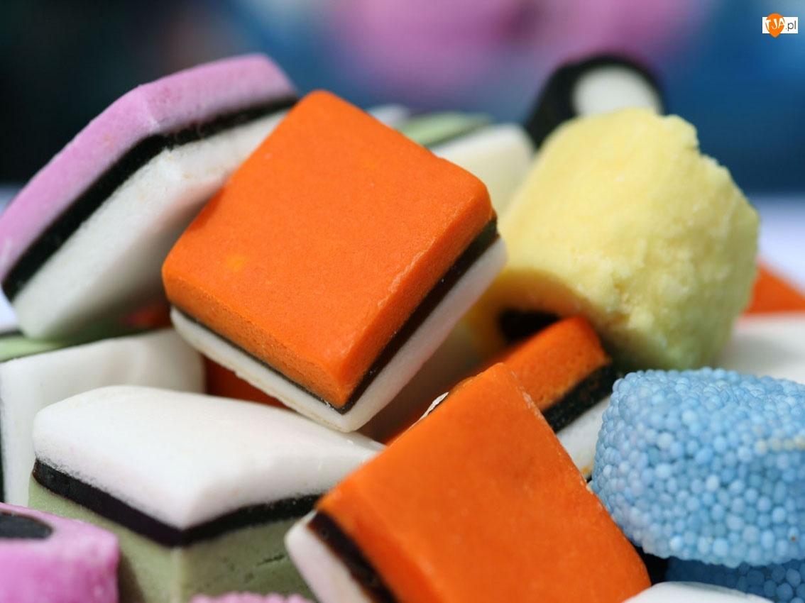 Pianki, Kolorowe, Słodkie