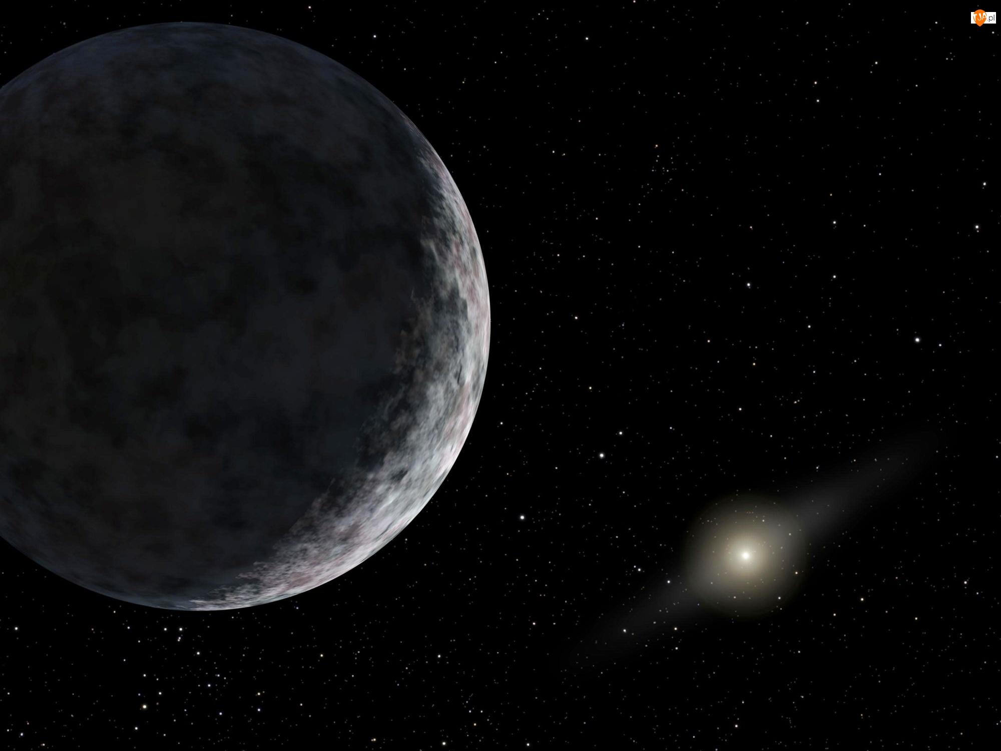 Niebo, Gwiazdy, Pluton