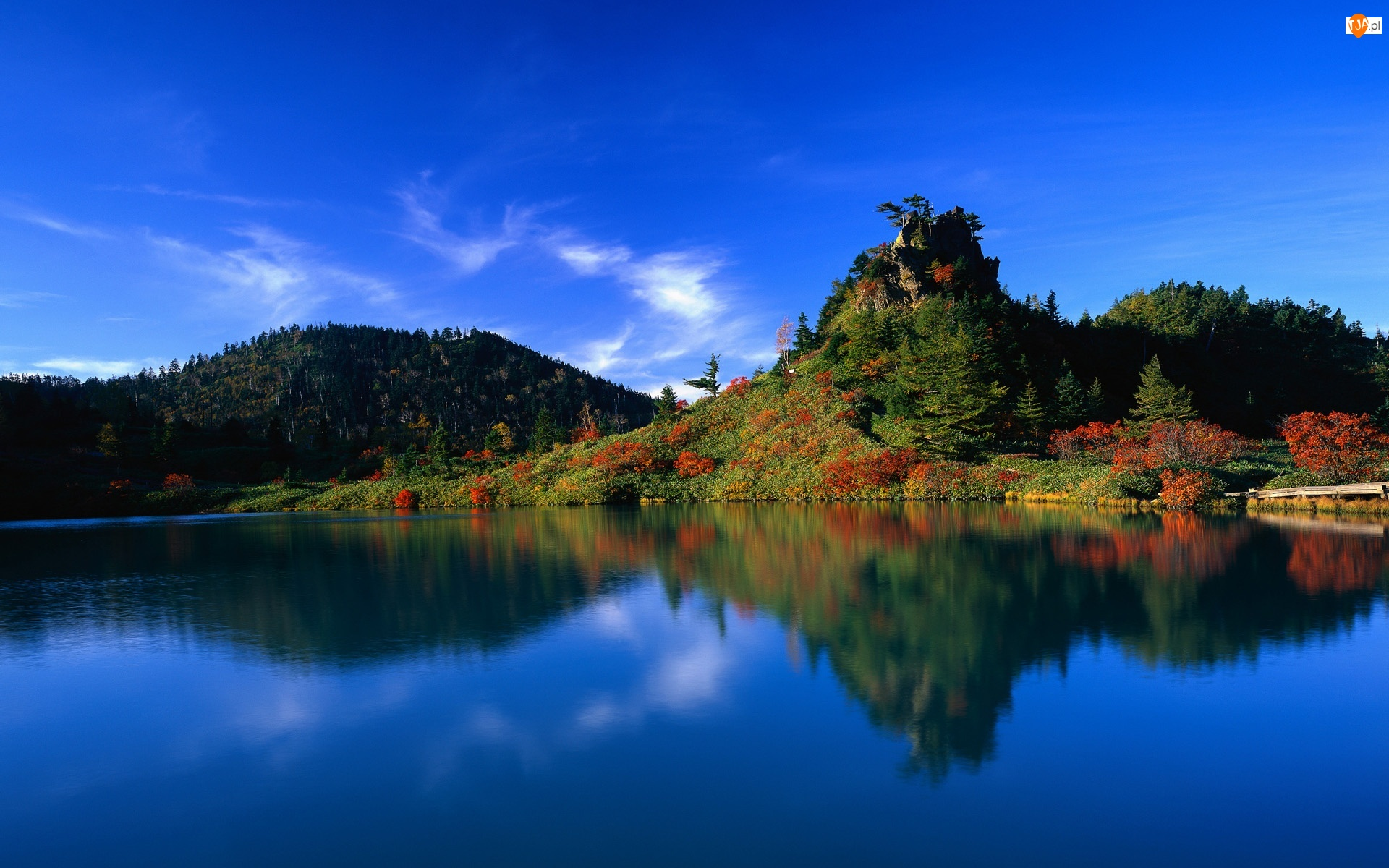 Japonia, Jezioro, Yumiike