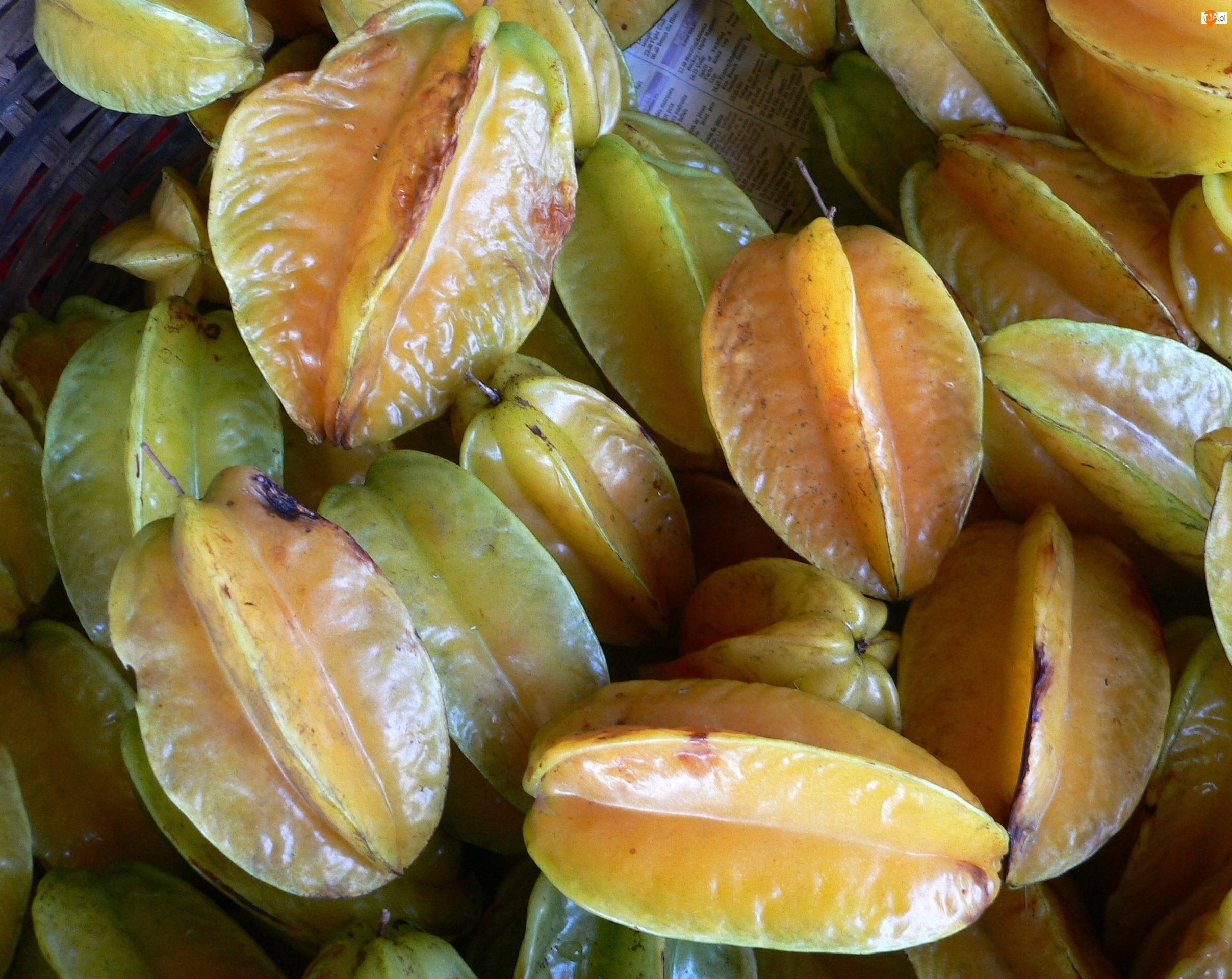 Owoce, Karamboli