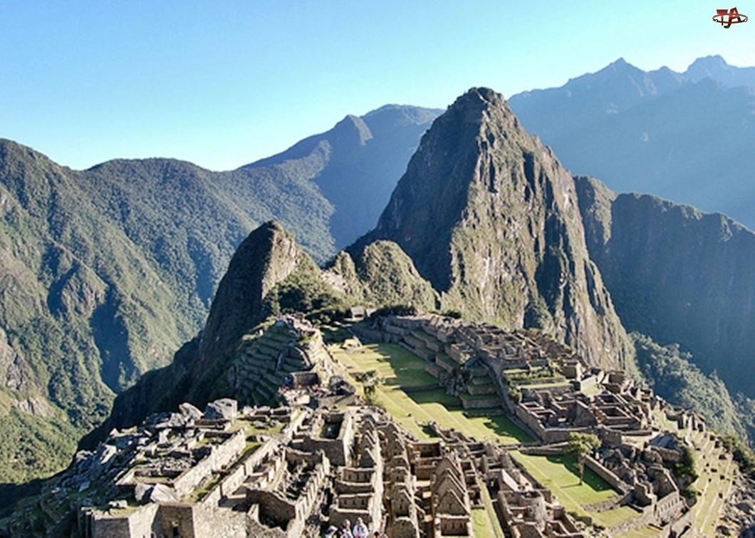Twierdza, Machu Picchu