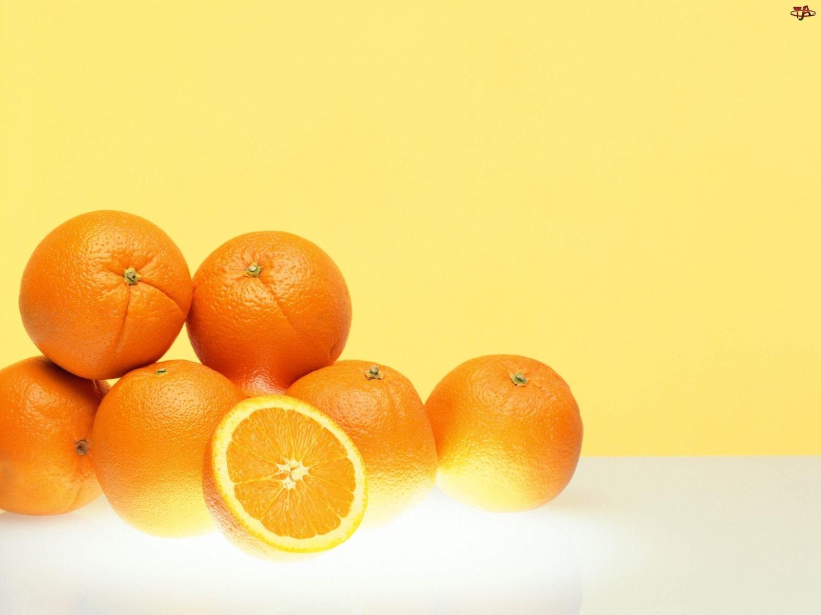Owoce, Pomarańczy