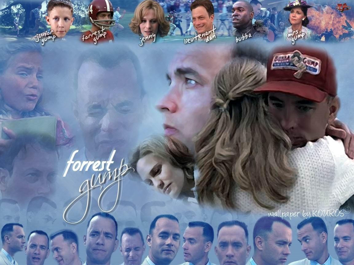 Robin Wright Penn, Forrest Gump, Tom Hanks