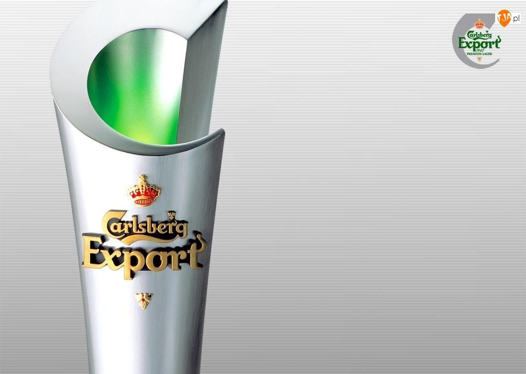 Calsberg Export, Logo