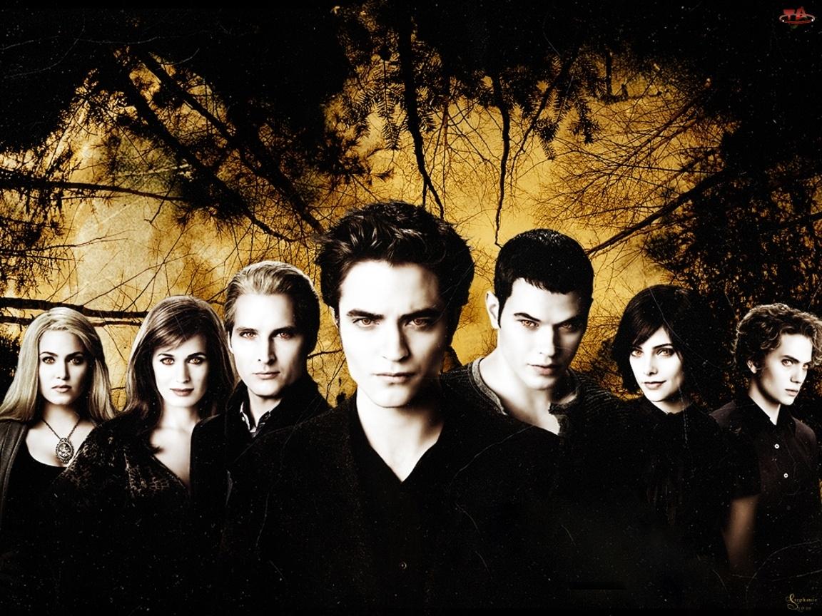 Cullenów, Zmierzch, Rodzina
