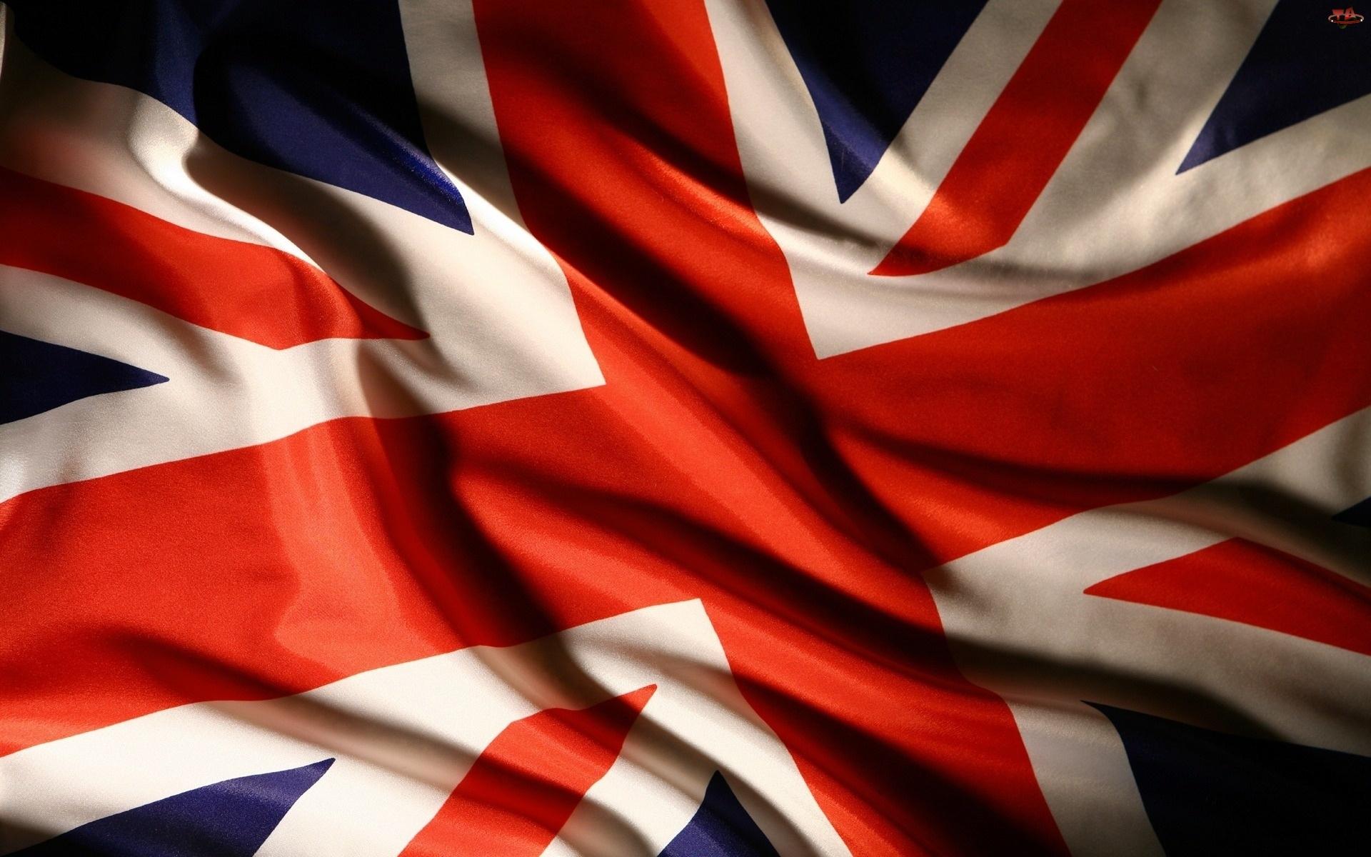 Flaga, Wielka Brytania
