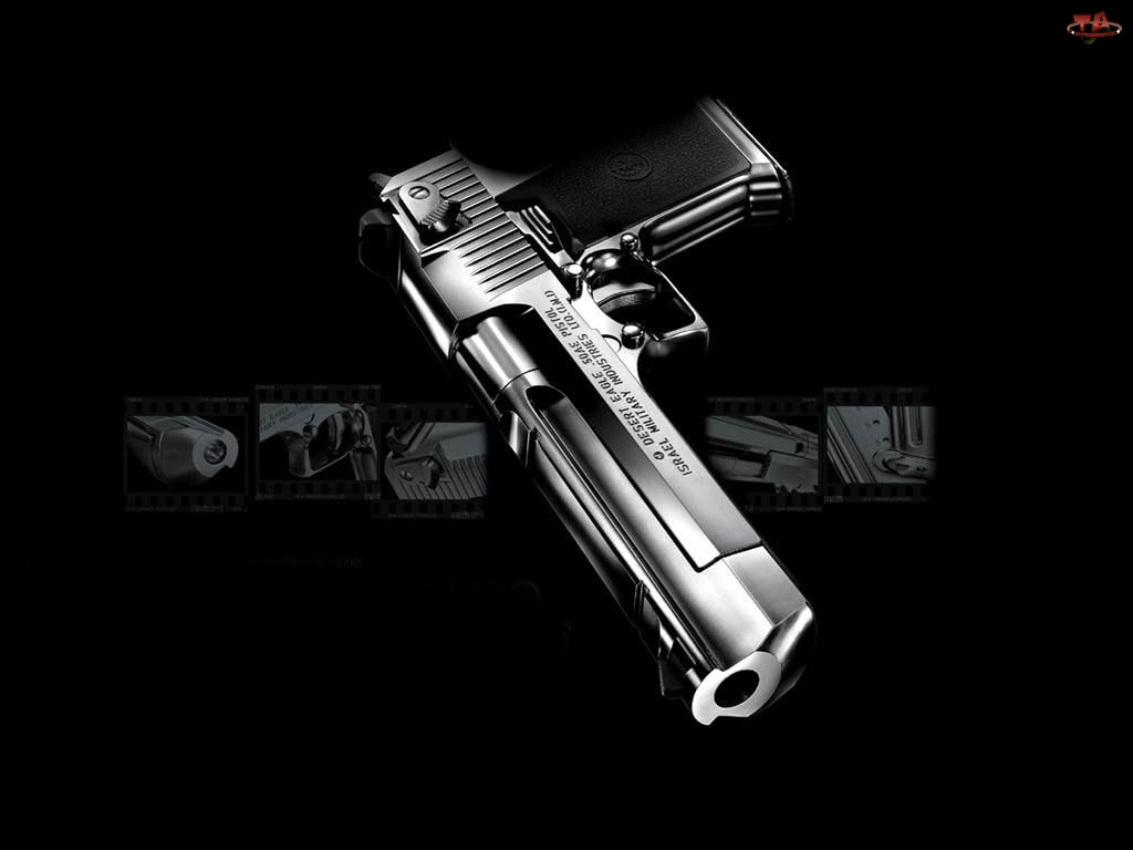 Pistolet, Desert Eagle