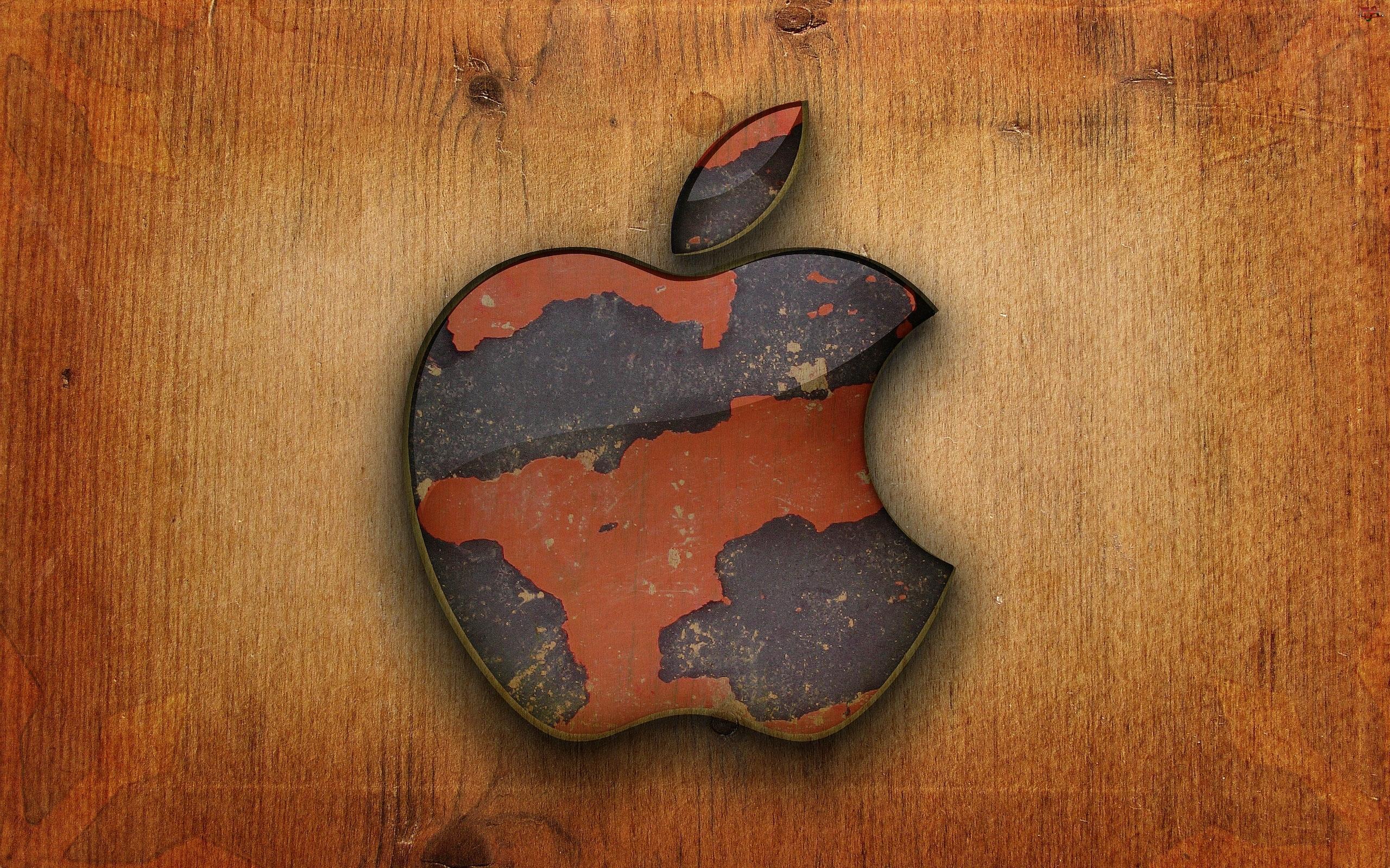 Apple, Znak, Firmowy