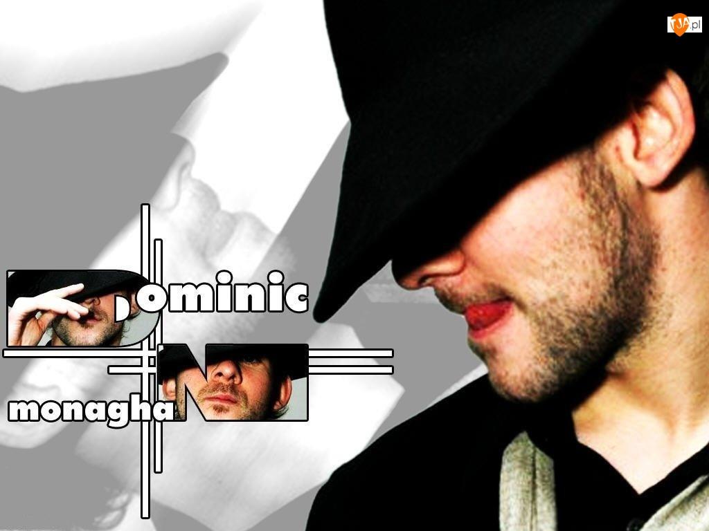 bródka, Dominic Monaghan, kapelusz