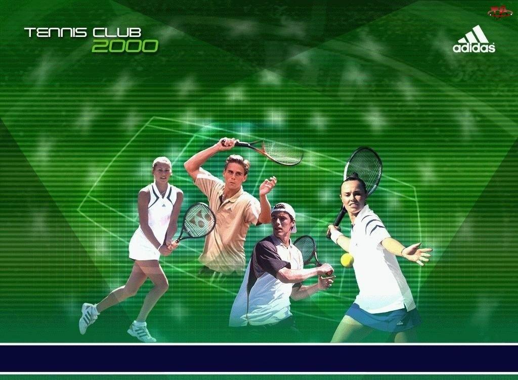 Adidas, Tenis