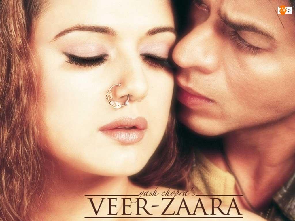 Shahrukh Khan, kolczyk, Preity Zinta