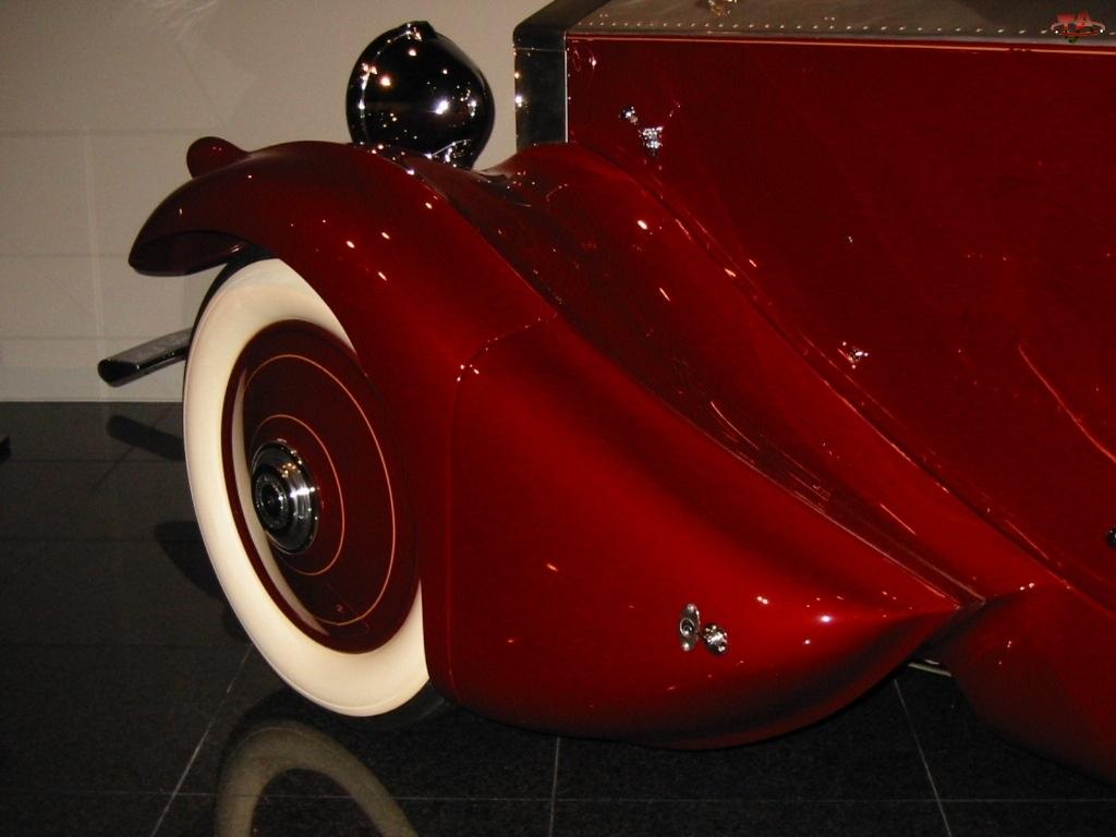 Rolls-Royce, koło