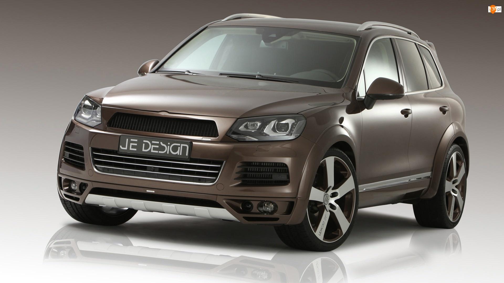 Volkswagen Touareg, JE Design