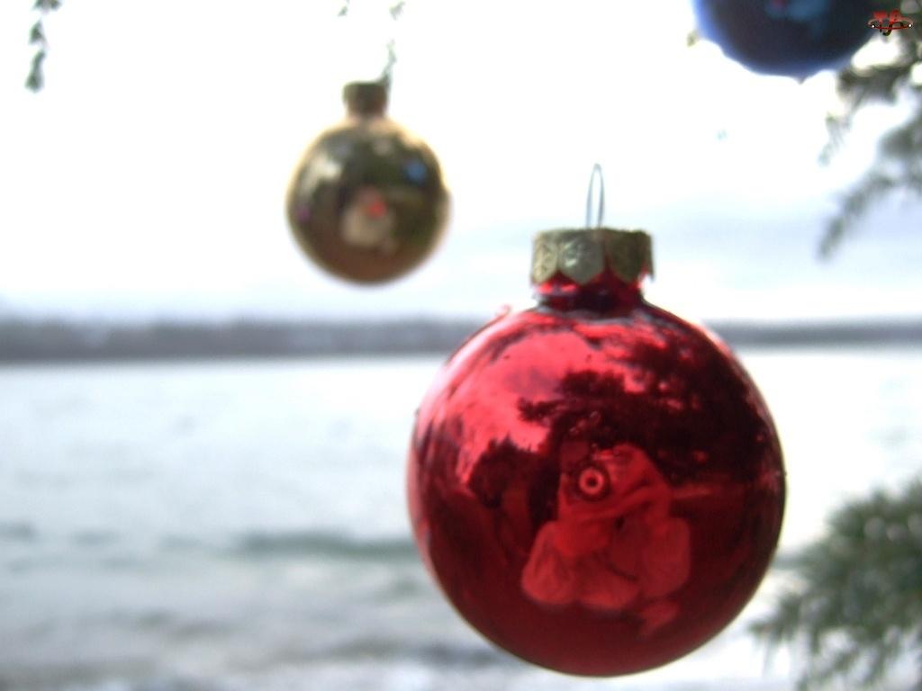 Boże Narodzenie, bombki