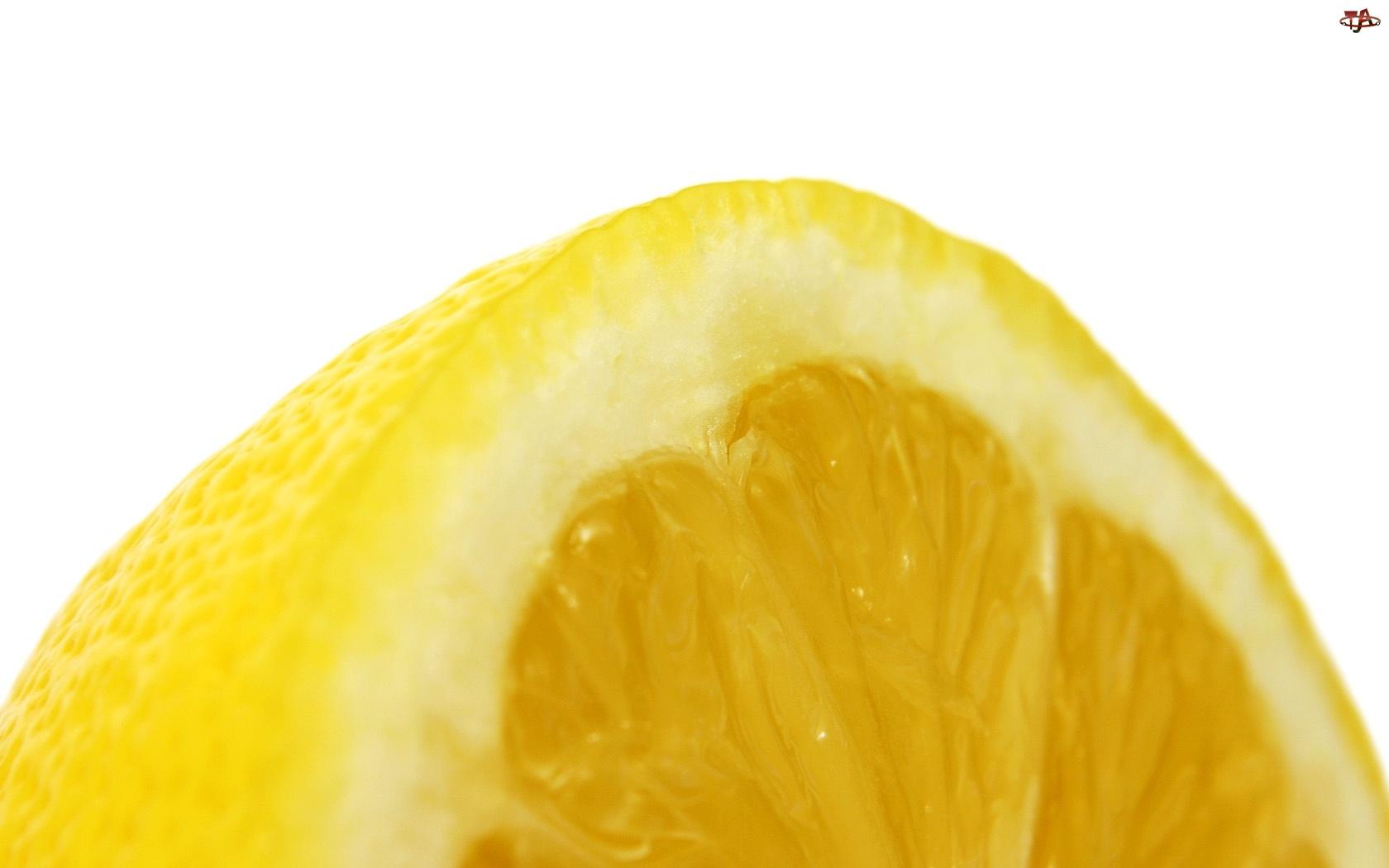 Zbliżenie, Połówka, Cytryny