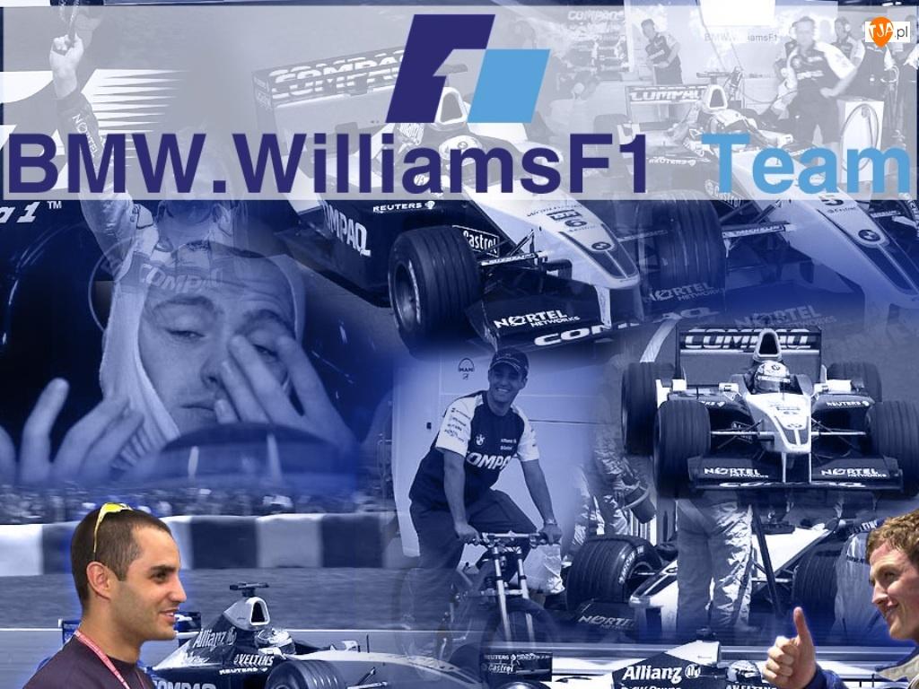 Williams, Formuła 1, BMW Sauber