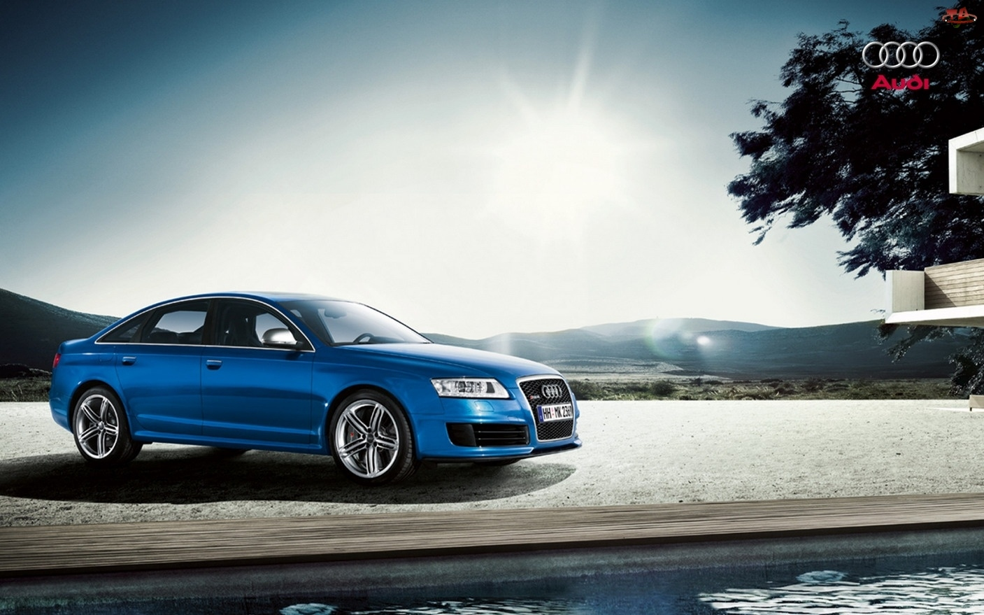 Audi RS6, C6
