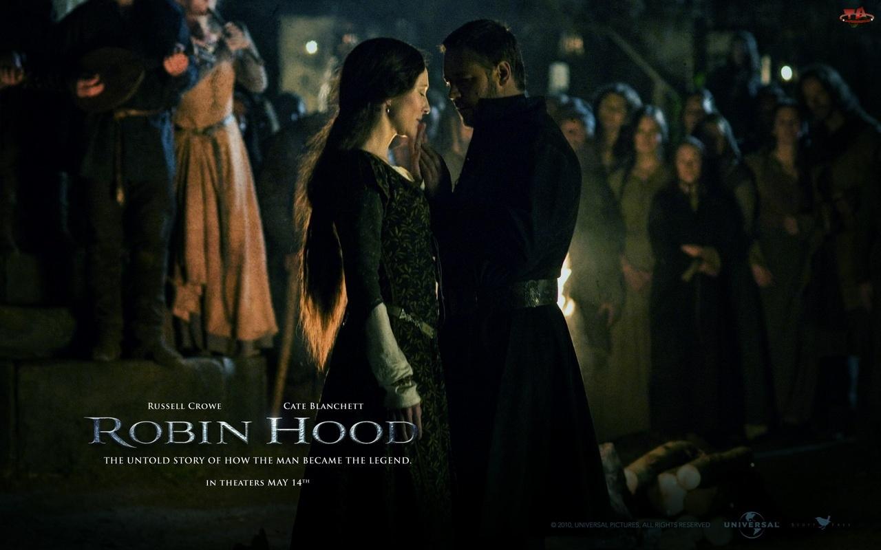 Robin Hood, Russell Crowe