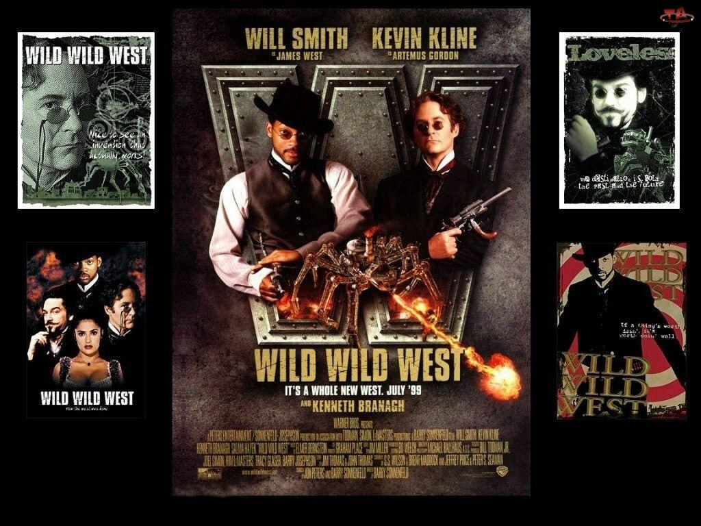 Will Smith, Wild Wild West, Kevin Kline