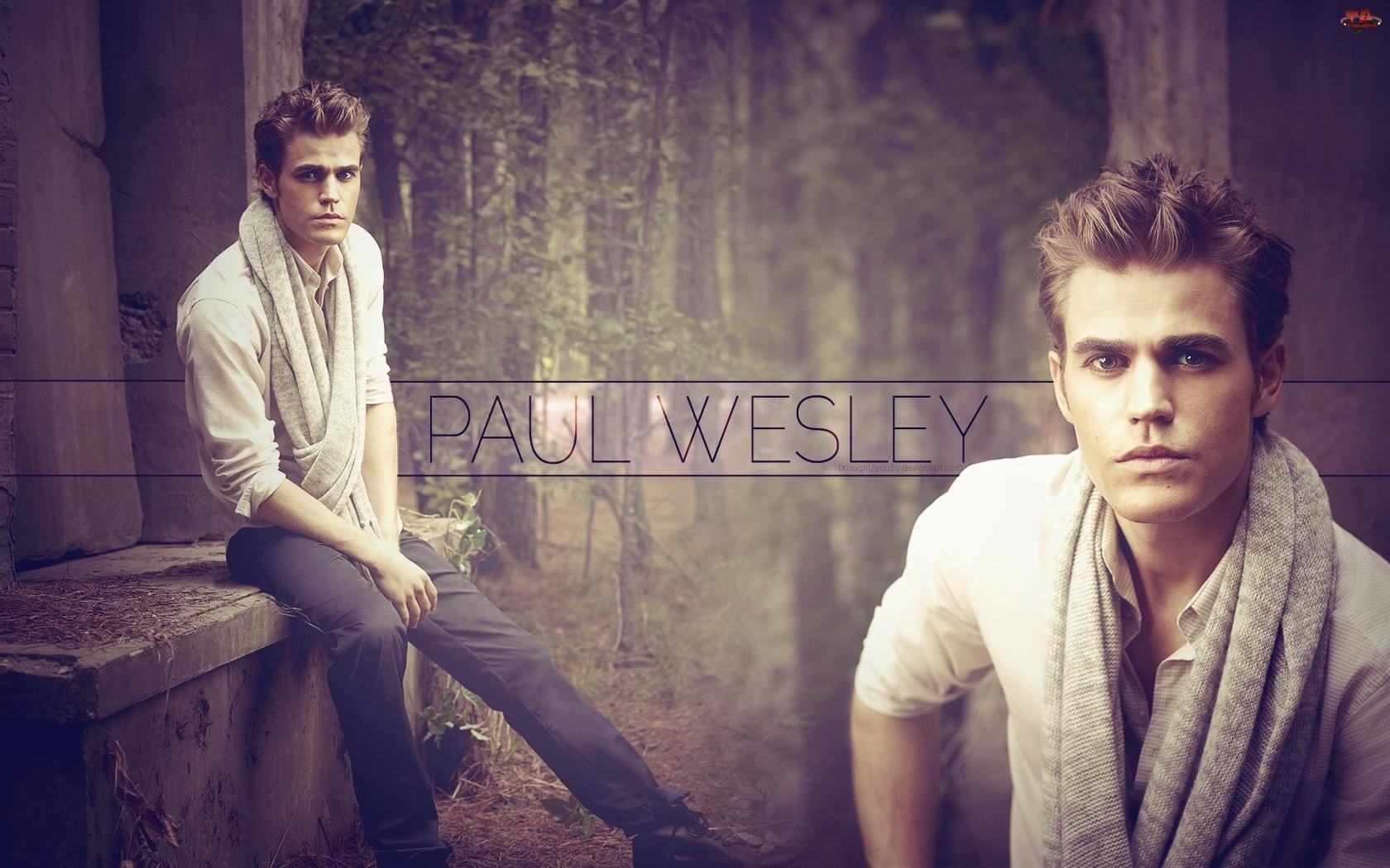 Paul Wesley, Szal