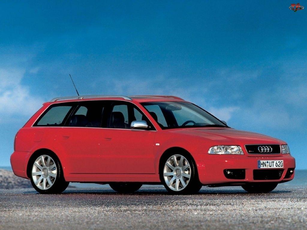 Audi A4, B7