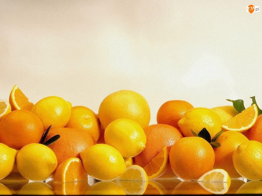 Cytryny, Pomarańcze