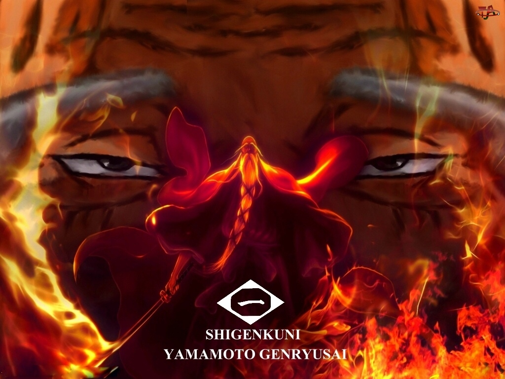 Płomienie, Kapitan, Yamamoto