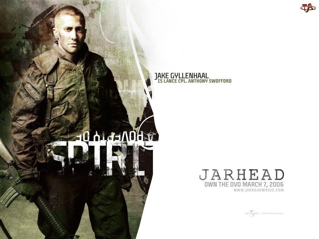 Jake Gyllenhaal, krótkie włosy