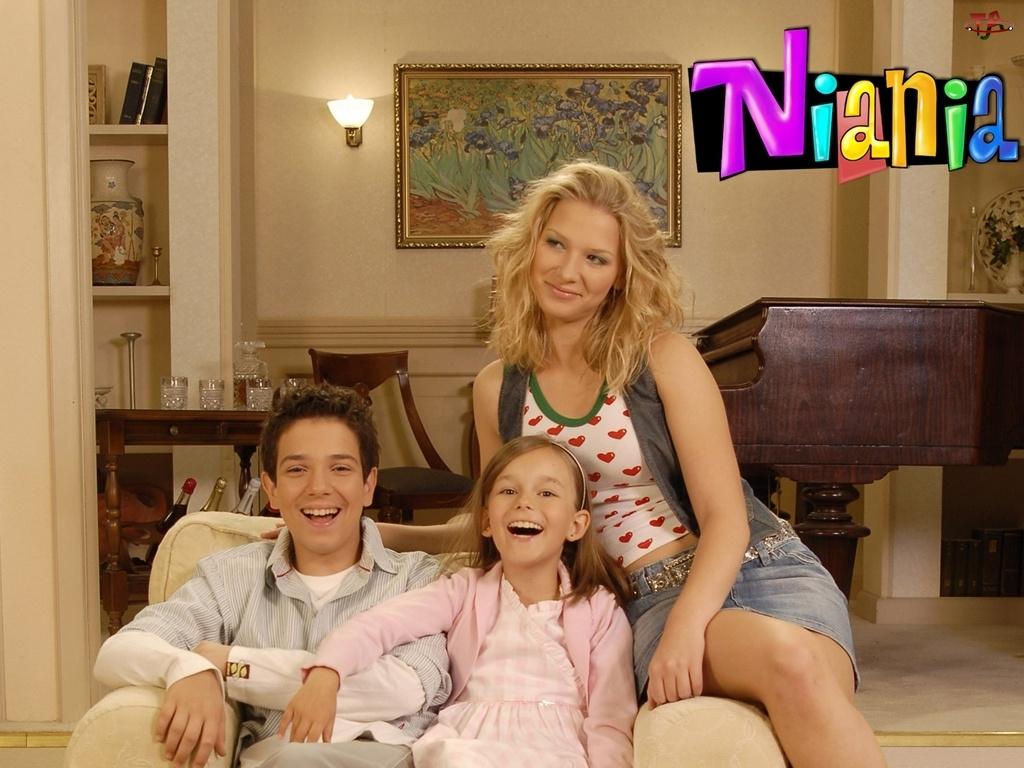 Dzieciaki, Serial, Niania