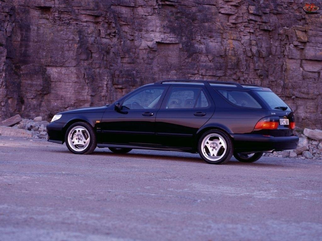 Saab 9-3, Czarne Kombi