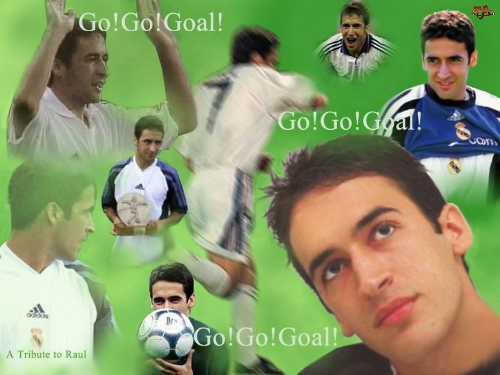 Piłka nożna, Raul