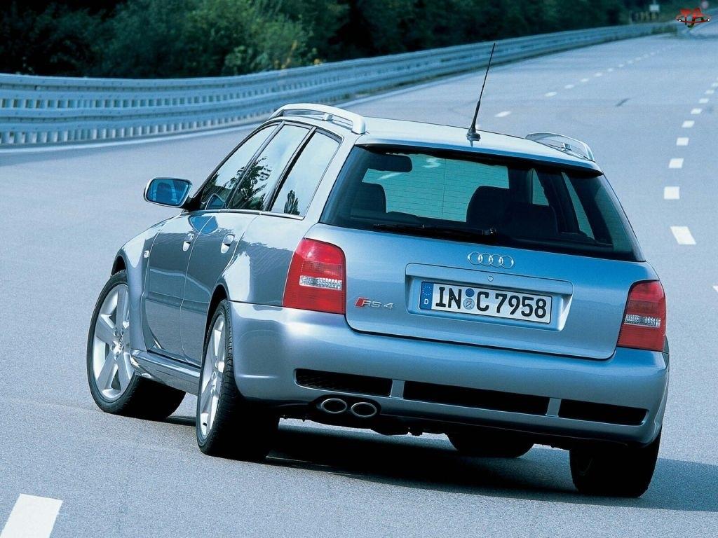 Avant, Audi, RS4