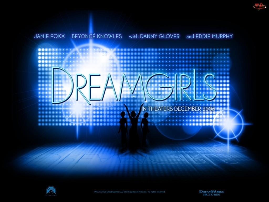 napisy, Dreamgirls, scena