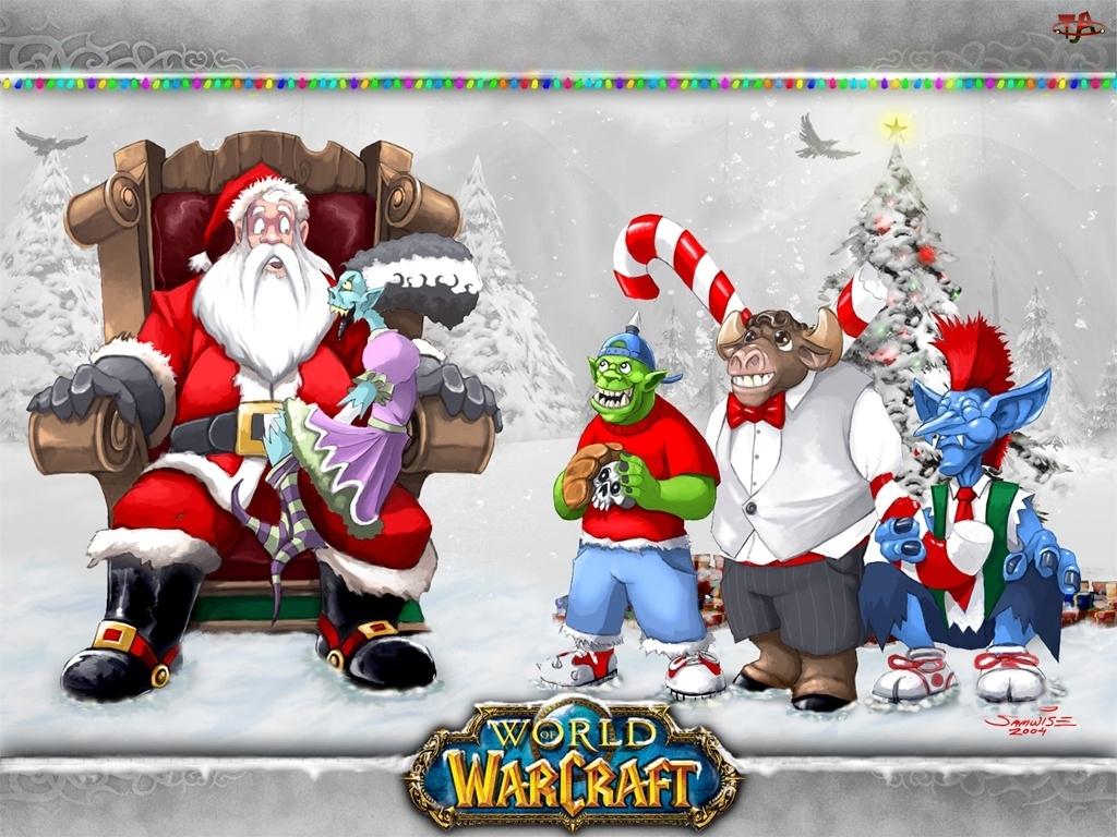 World Of Warcraft, Boże Narodzenie