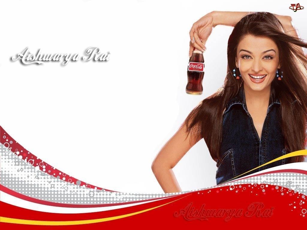 Coli, Aishwarya Rai, Butelka, Coca