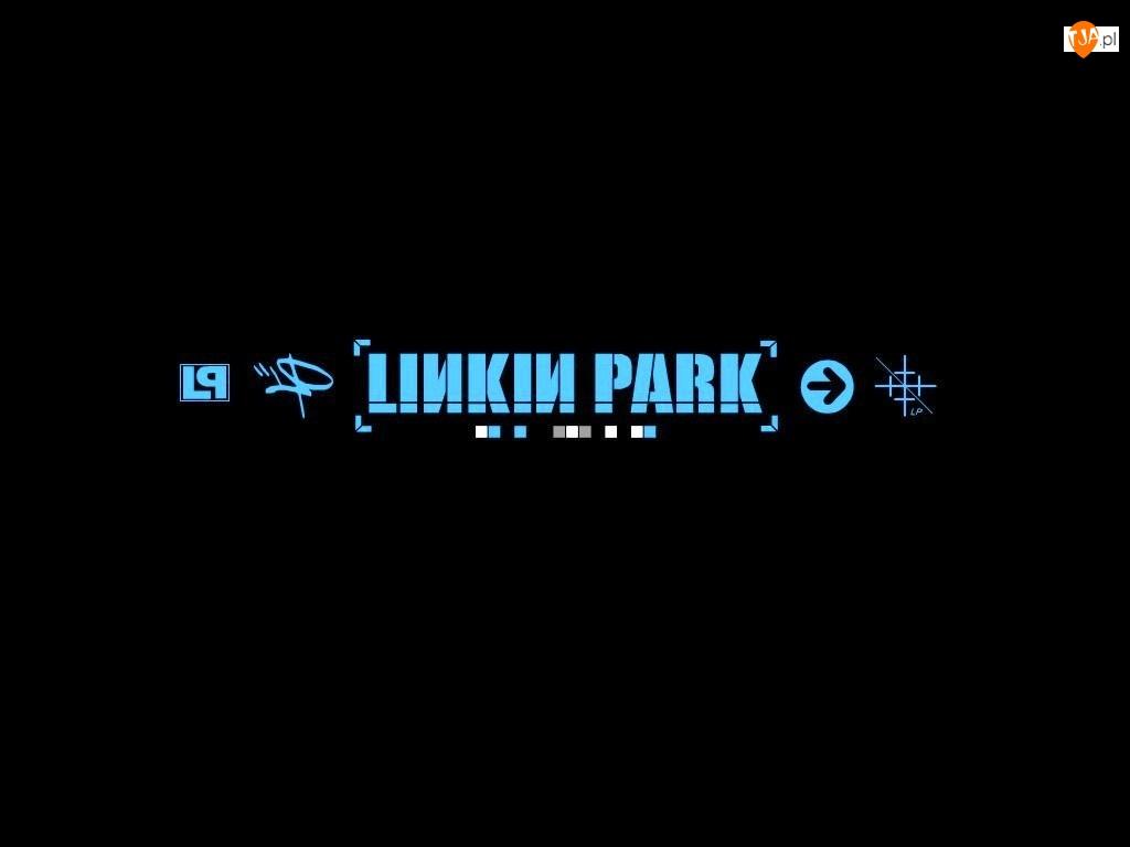 Linkin Park, Napis, Logo