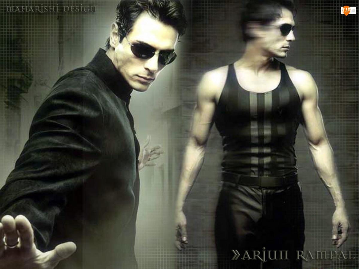 Matrix, Arjun Rampal, Indyjski