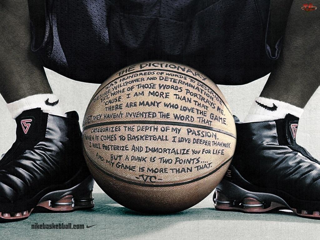 Nike, koszykówka, buty, piłka