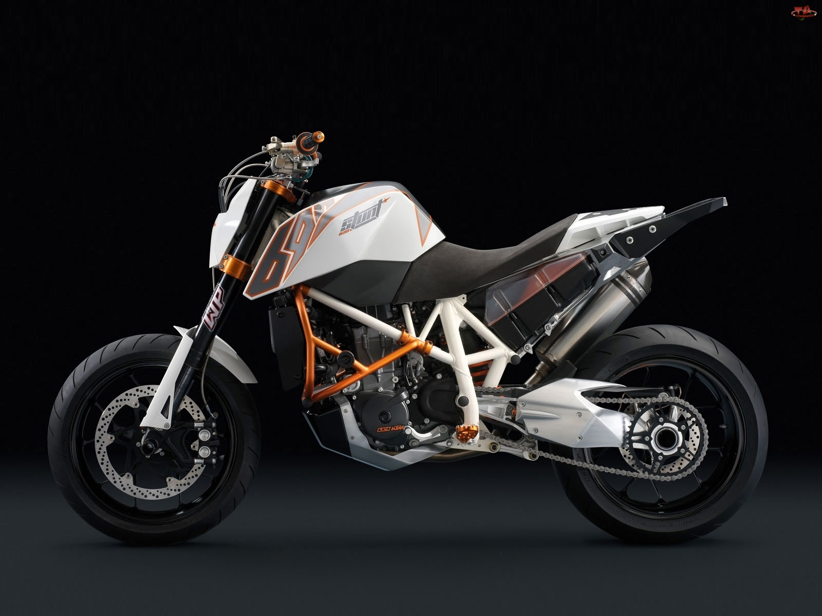 KTM 690 Stunt, Prototyp
