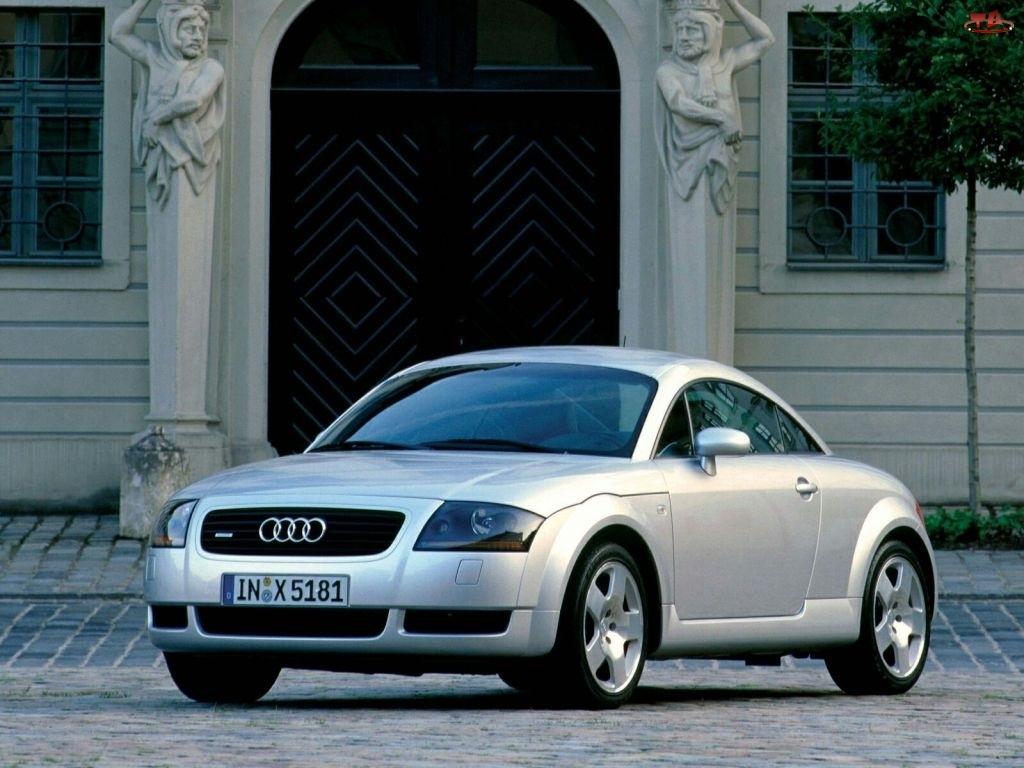 Srebrne, Audi TT
