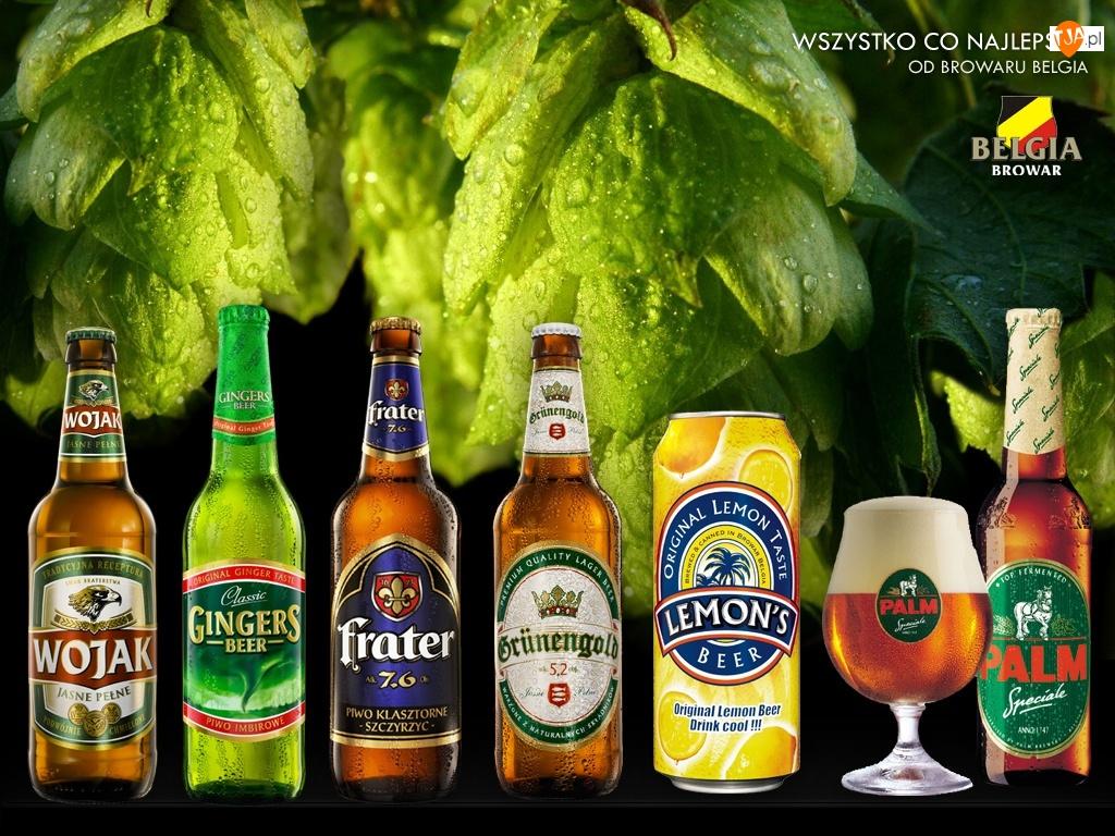 Piwa, Rożne, Marki
