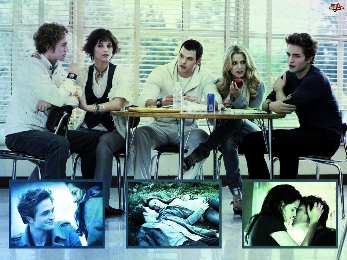 Zmierzch, Rodzinka, Cullenów