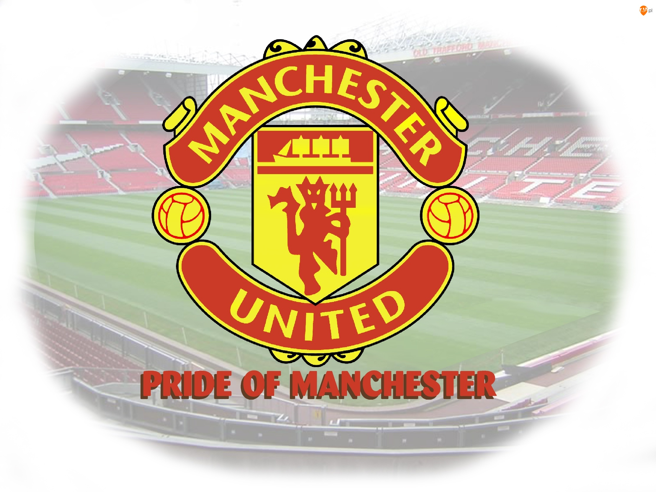 Stadion, Manchester United, Logo