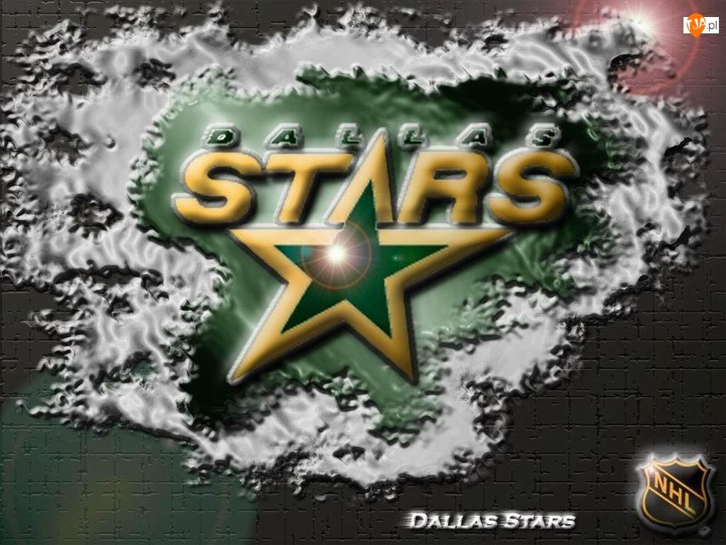 Logo, Dallas Stars, Drużyny, NHL